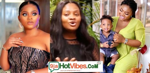 Forgive Me For My Mistake, I Was Only Following The Flow - Tega Begs Nigerians During An Interview (video)