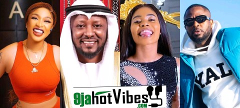 If you Don Chop Breakfast Aunty Rest - Tunde Ednut And Tonto Dikeh Reacts To Leaked Video Audio Of Prince Kpokpogri Confirming He Knacked JaneMena (watch the video)