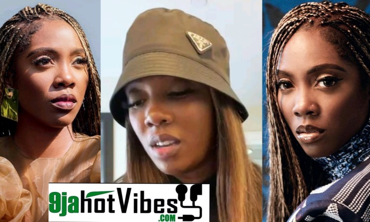 Lady breaks down in tears as she apologises to the famous singer for watching her sex tape - Tiwa Savage