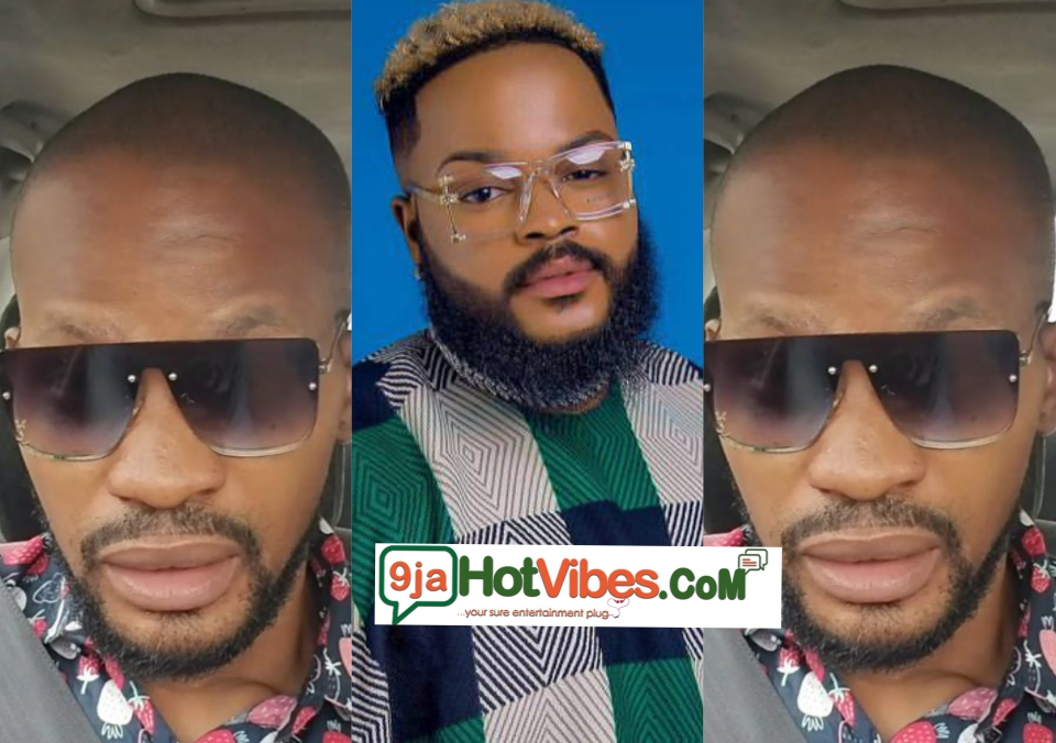 """Stop flaunting around from one billionaire doorstep to the other, focus on cooking"""" - Uche Maduagwu tell Reality star winner, WhiteMoney"""