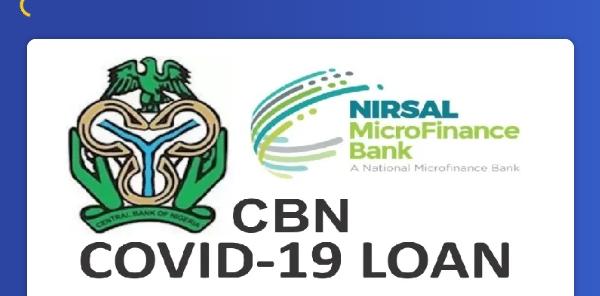 Code for Covid-19 NIRSAL Loan Application Status