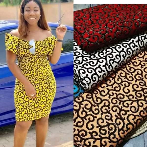 Ankara Short Gown Styles for 2021