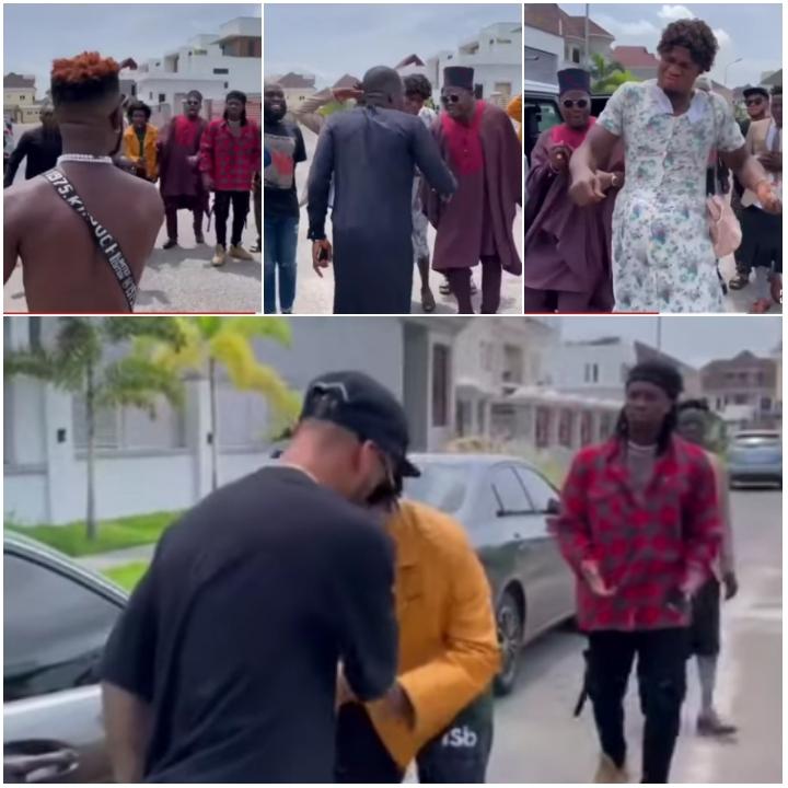 Best Nigerian Open Door Challenge Videos/ Bro Shaggi and co
