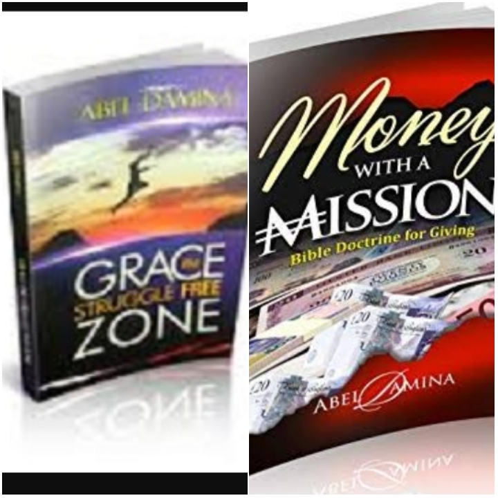 Abel Damina made shocking Confessions to Christians about his books