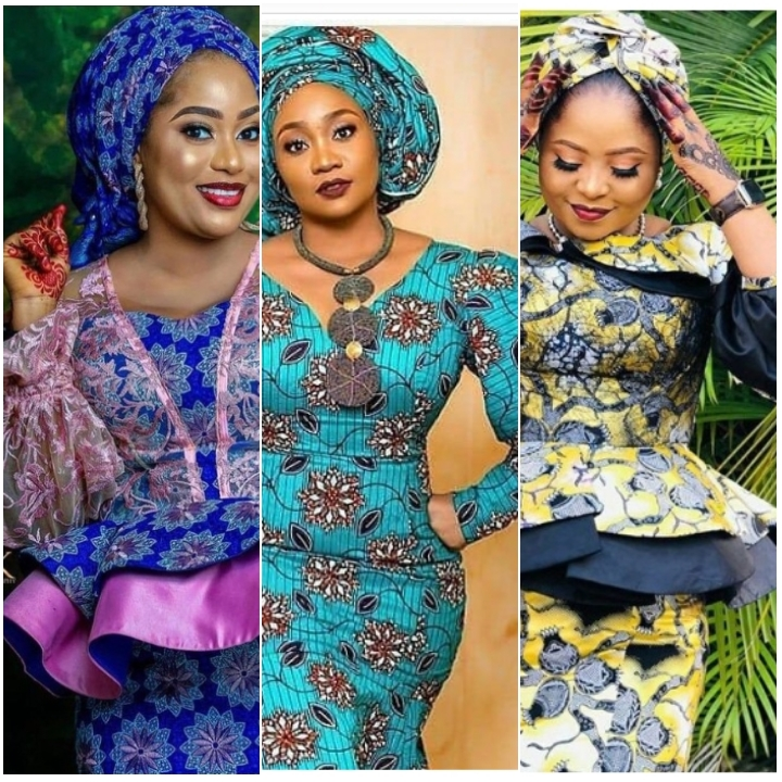 20 Ankara styles for Ladies that Trended During Sallah