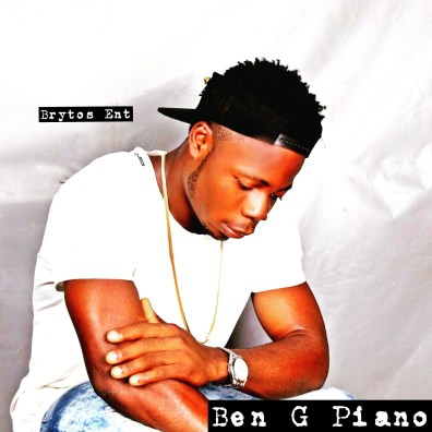 "ENTA10MENT NEWS: BRYTOS ENT - OFFICIALLY UNVEIKS NEWLY SIGNED ART ""BEN G PIANO"""