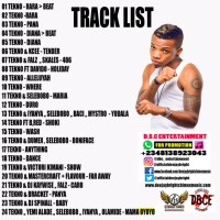 MIXTAPE: BEST OF TEKNO -(Hosted By ) DJ BRIGHT CHIMEX