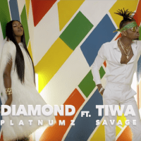 VIDEO: DIAMOND PLATNUMZ - FIRE ft. TIWA SAVAGE
