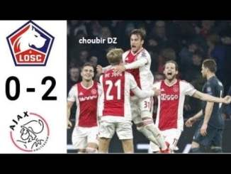 LILLE VS AJAX