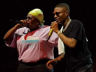 Unbelievable!! See What Wizkid & Teni Were Spotted Doing Together - Could This Be Real