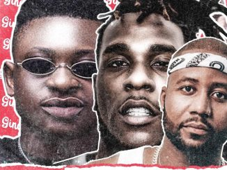 DOWNLAOD MP3: Airboy - Ginger Ft. Burna Boy and Cassper Nyovest