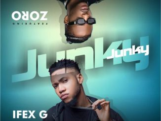Download Mp3: Ifex G - Junky Ft. Zoro
