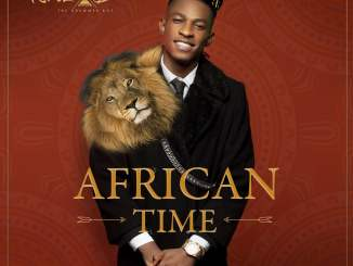 Krizbeatz African Time artwork1 4