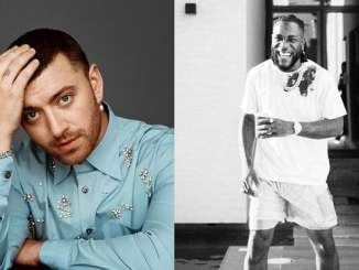 Download Mp3: Sam Smith - My Oasis Ft Burna Boy