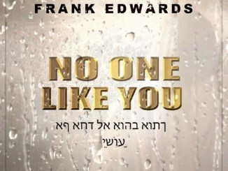 Download Mp3: Frank Edwards - No One Like You