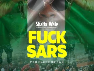 Download: Shatta Wale – Fuck Sars Mp3