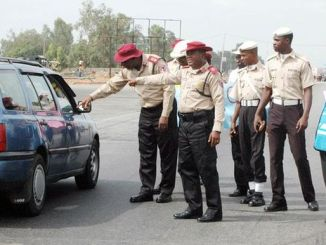 BE WARNED!! FRSC To Start Arresting Motorists Making Calls While Driving