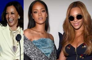 US Vice President-elect, Beyoncé, And Rihanna Make Forbes List Of 2020's Most Powerful Women (See FULL List)