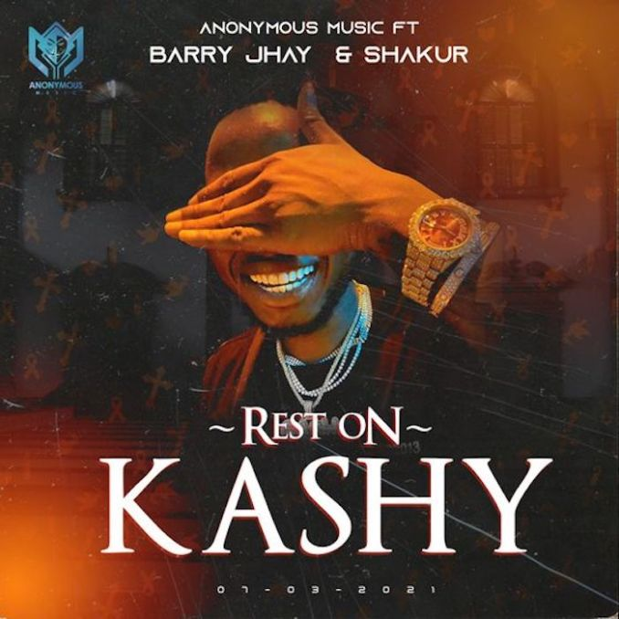 Download Mp3: Barry Jhay - Rest On Kashy (Tribute To Kashy)