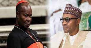Cardinal Okogie tackles Buhari's administration, accuses it of worsening the problems of Nigeria