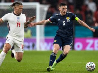 Euro 2020: Punchless England held by Scotland at Wembley