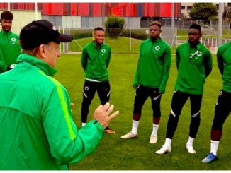 Hold Rohr responsible for Super Eagles poor show, says Garba Lawal