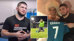 Khabib Nurmagomedov ready to switch to football for real