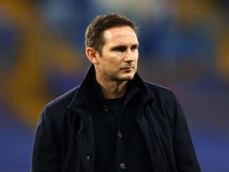 Lampard admits to mixed emotions watching Chelsea win UCL