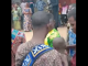 """Masquerade failed by his """"spiritual powers"""" as bullets penetrate his body during festival in Oyo community (video)"""
