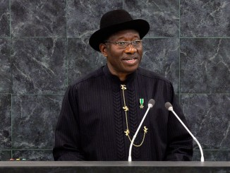 No sane Nigerian will just go and commit crimes except he is high on something - Jonathan says issues of mental health need to be checked
