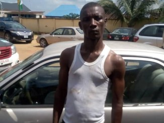 Police rescue serial car thief from angry mob in Delta