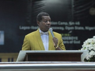RCCG's tweets are in accordance to UN universal declaration of human rights - Pastor Adeboye writes on Twitter