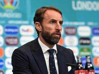 Southgate to stay as England's coach beyond 2022