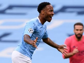 Sterling ready to discuss Man City future after Euros