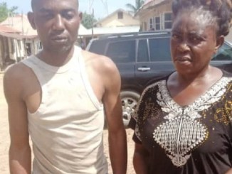 Suspected female robber and her accomplice arrested for robbing POS operator in Kogi