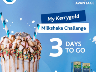 The countdown begins as the #MyKerrygoldMilkshake challenge draws close to an end