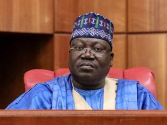 The fact that the national assembly roof was leaking is a clear testimony that the place is due for rehabilitation - Senate President, Ahmad Lawan