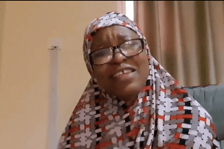 The only thing govt can do is either arrest me or assassinate me - Aisha Yesusfu replies Nigerians asking if she isn't afraid of getting killed