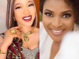 Tonto Dikeh reveals she only discovered after death that Ibudun Ighodalo had tried reaching out to her via DM