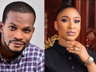 Tonto Dikeh takes delivery of her Bentley and reacts to Uche Maduagwu's post mocking her after she announced she had bought the luxury car