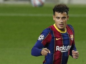 Barcelona's Philippe Coutinho offered to AC Milan