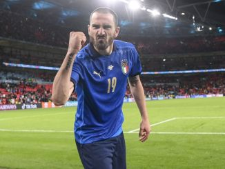 Bonucci warns Italy: It's 'youngsters vs veterans' on Sunday