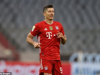 Chelsea 'hold talks with Lewandowski's agent over summer switch'
