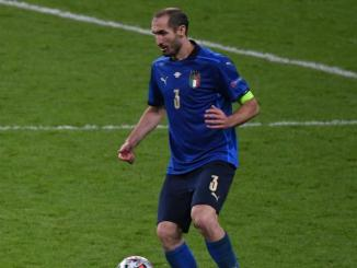Chiellini and Bonucci, Italy's old guard defying English 'youngsters'