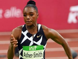 Dina Asher-Smith withdraws from British Grand Prix