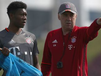 Reunion with Ancelotti at Real Madrid excites Alaba
