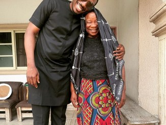 """""""She prayed to God to take her but God refused"""" Bovi celebrates his grandmother at 81 as he recounts the tragedies she has suffered"""