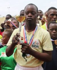 SIDA stages 3rd edition of Games for Athletes With Disability