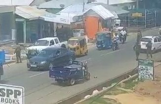 Soldiers allegedly brutalize civilians over a missing phone (video)