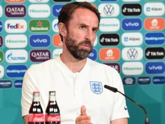 Southgate urges England to take final step in Euro clash with Italy